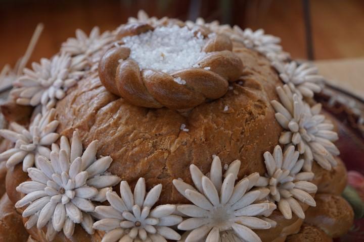 Ritual Brot und Salz