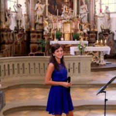 Sängerin Ann-Cathrine Bezold